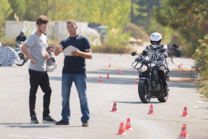 New DVLA motorcycle rules 2019