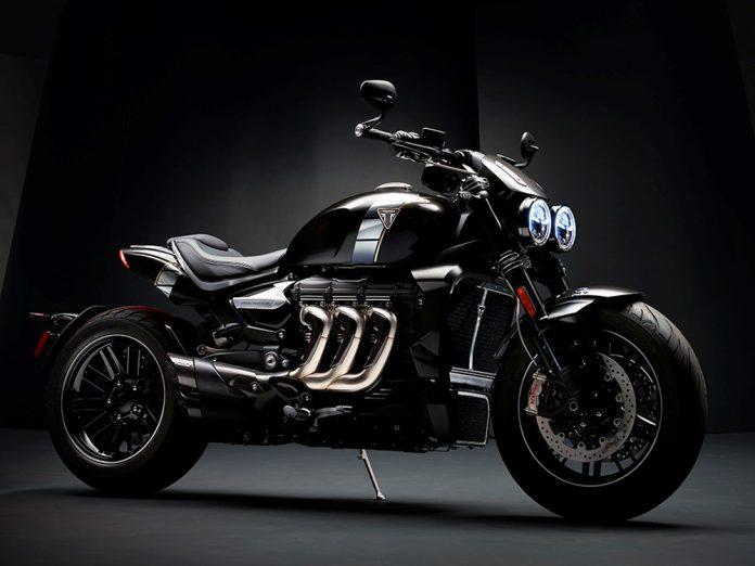Triumph TFC Rocket Motorcycle