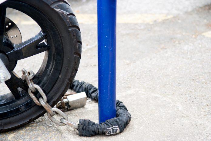Motorcycle theft statistics 2019