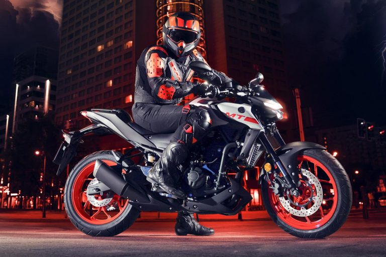 Yamaha MT-03 (2020 onwards)