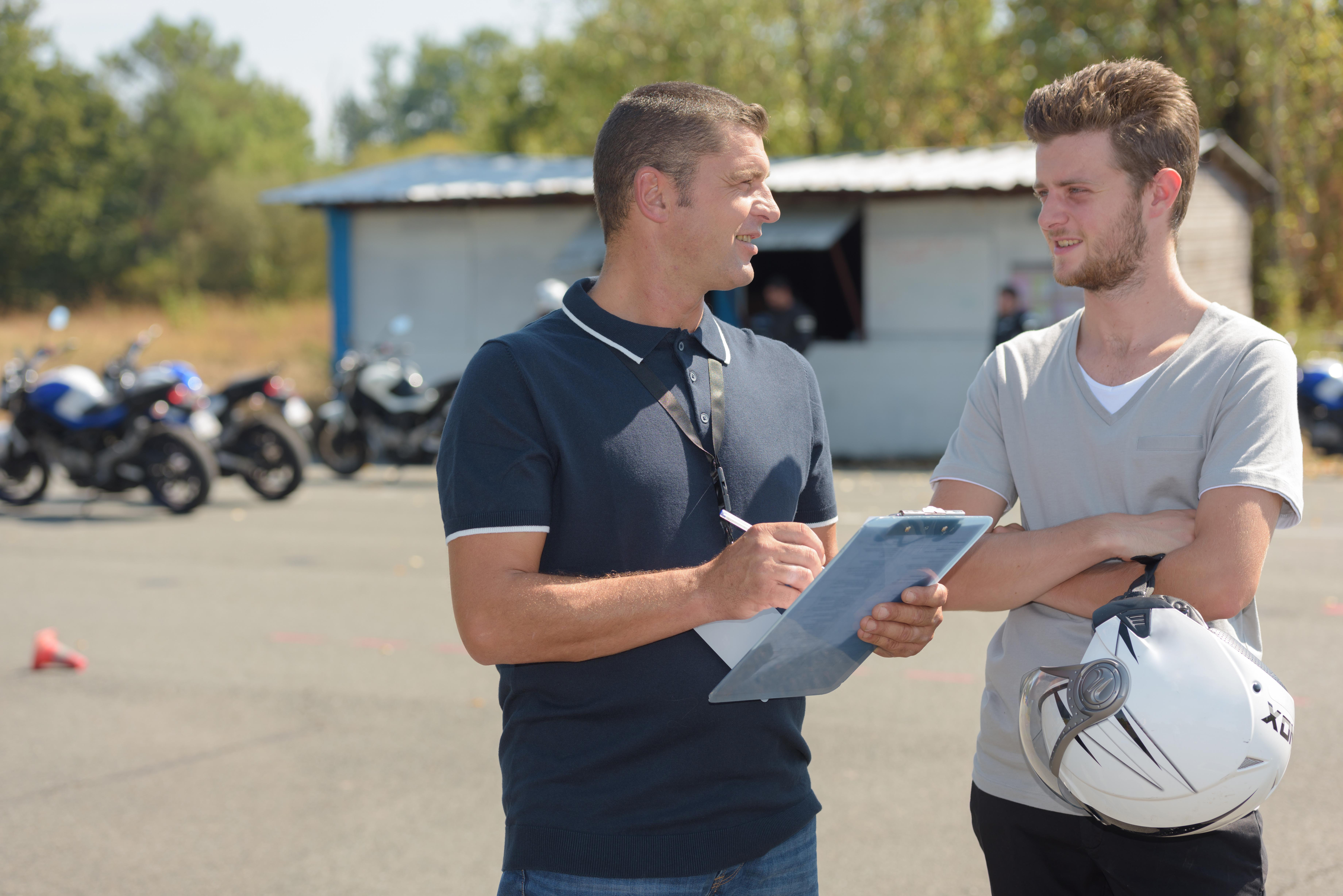 How much does it cost to get a motorcycle in the UK