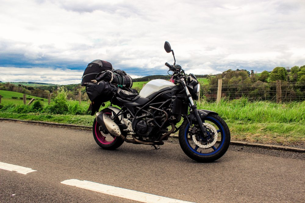 LoneRider Motorcycle MotoTent Review