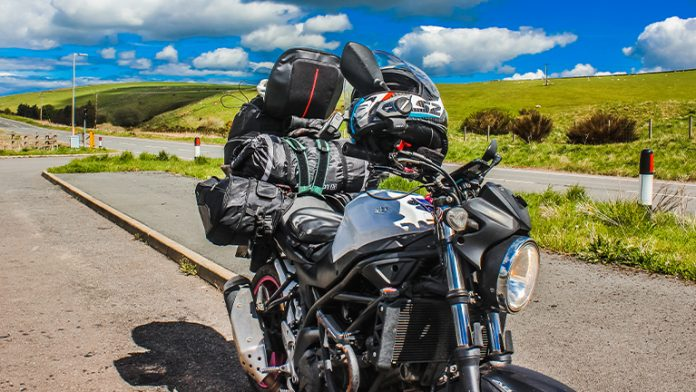 MotorcycleTouring - Saffy Sprocket