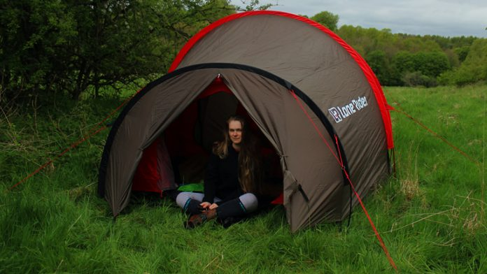 SaffySprocket - Beginners Guide to Motorcycle Camping