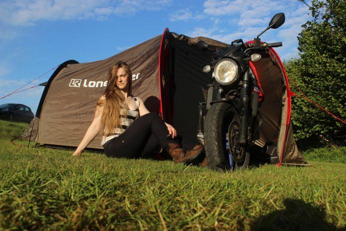 SaffySprocket - LoneRider Tent Review