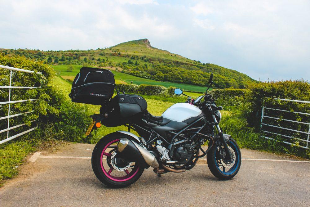 SaffySprocket - Motorcycle Camping