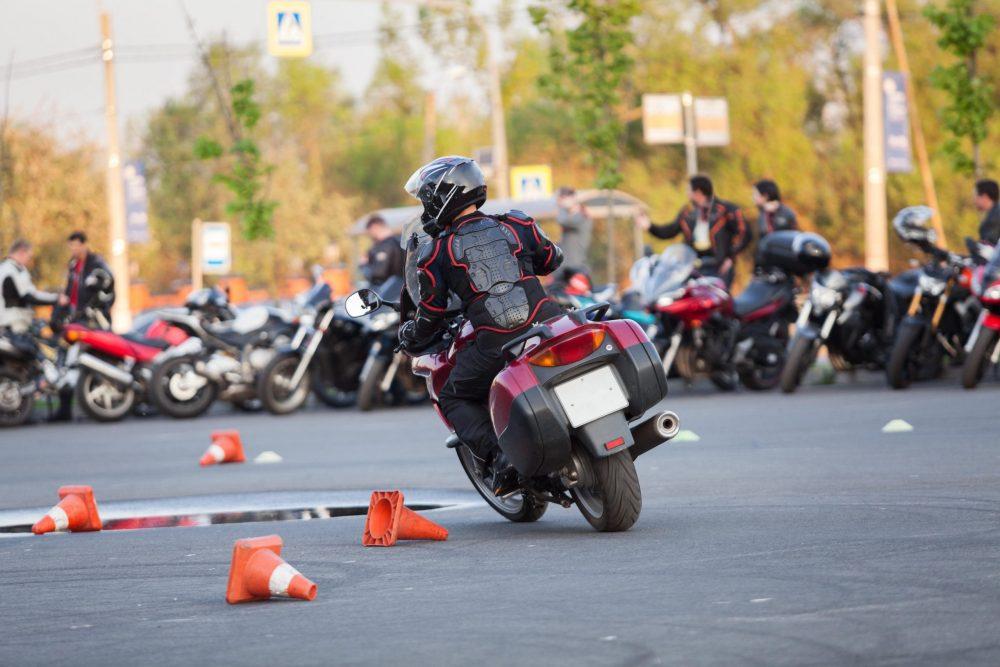 SaffySprocket - Full motorcycle licence