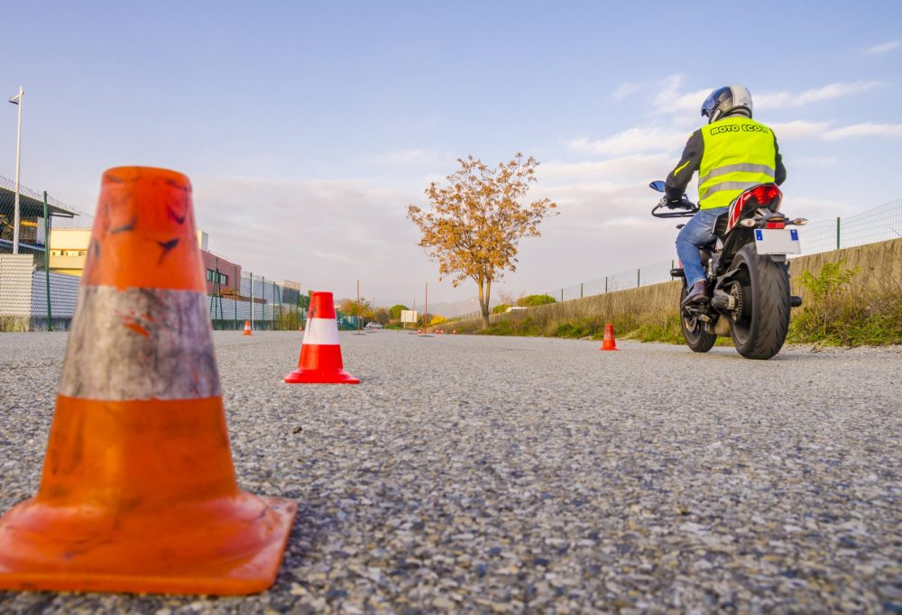 SaffySprocket - Restricted motorcycle licence