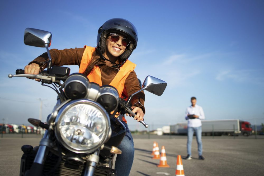 Saffy Sprocket - Motorcycle Theory Test