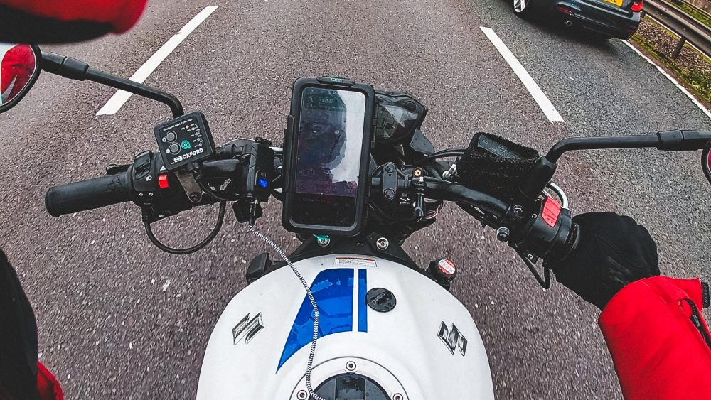 Recover your stolen motorcycle
